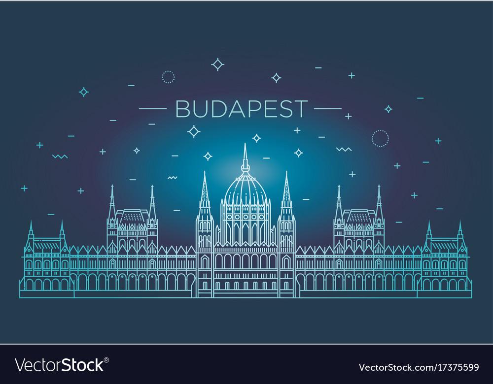 Hungarian travel landmark historical building