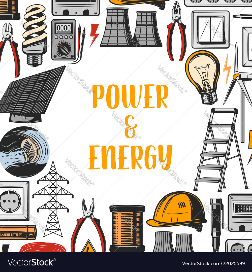 Power Energy Industrial Electricity