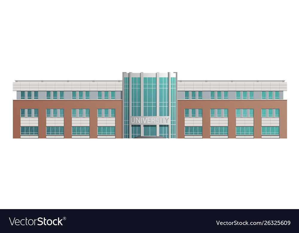 The building university school