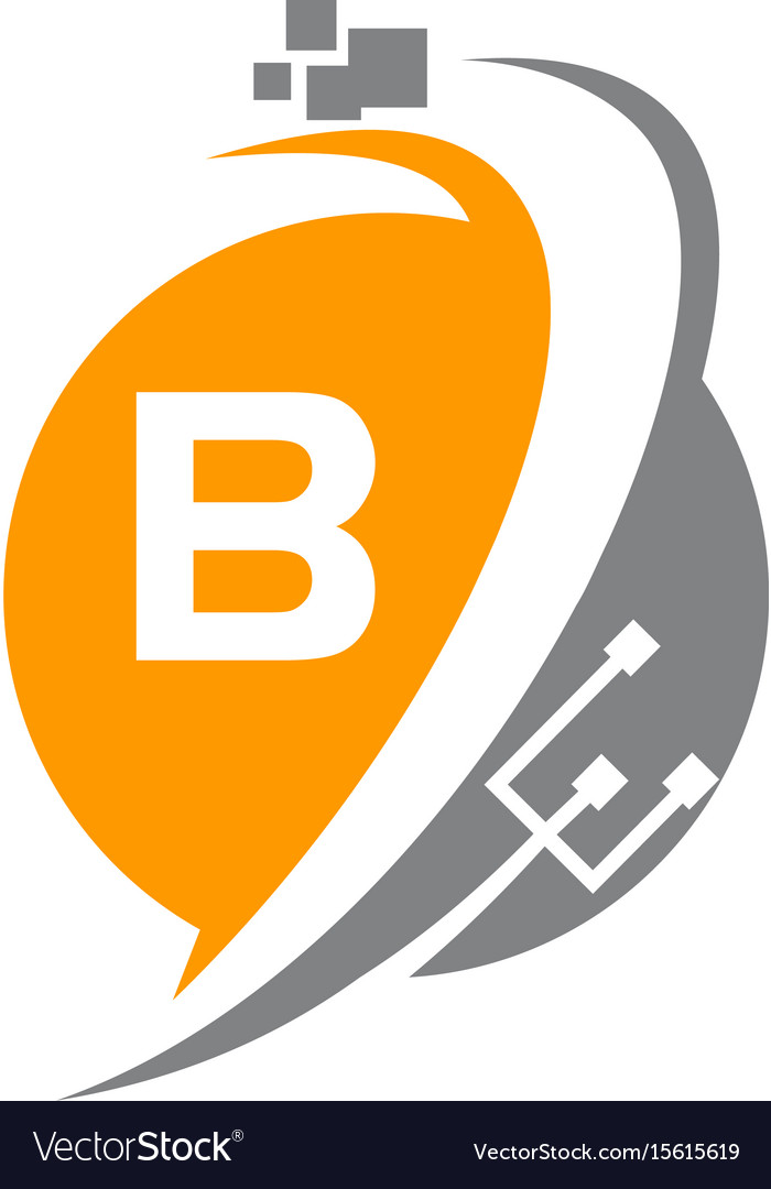 Digital world and electrical connections initial b