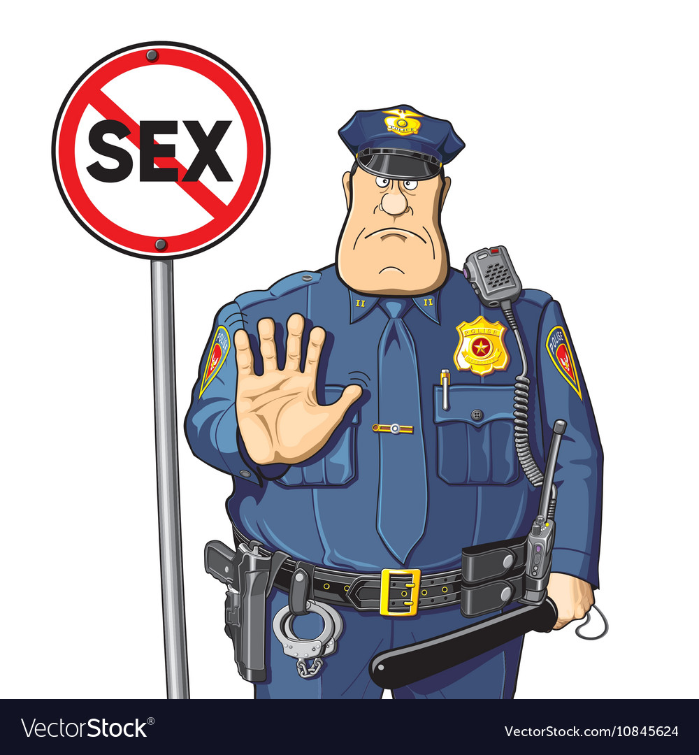 Cop prohibits sex