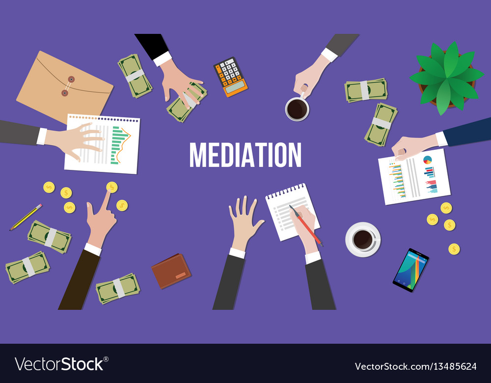 Mediation concept discussion with