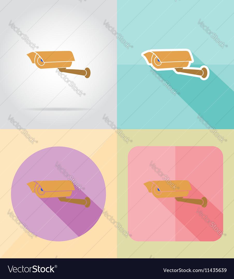 Service flat icons 08