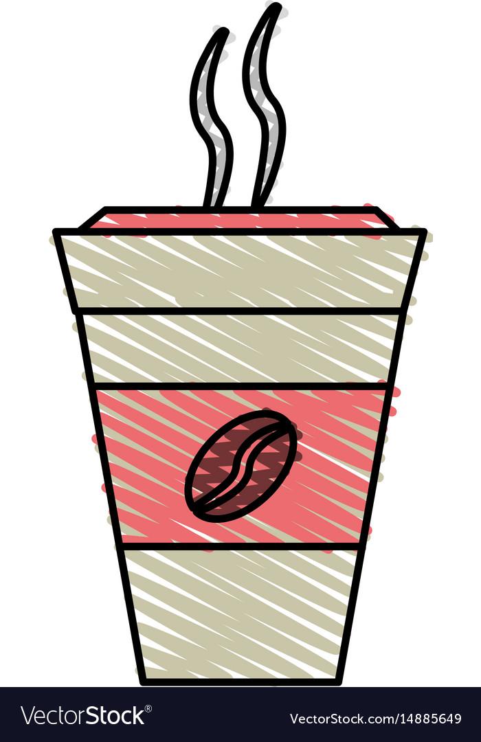 Color crayon stripe cartoon container disposable