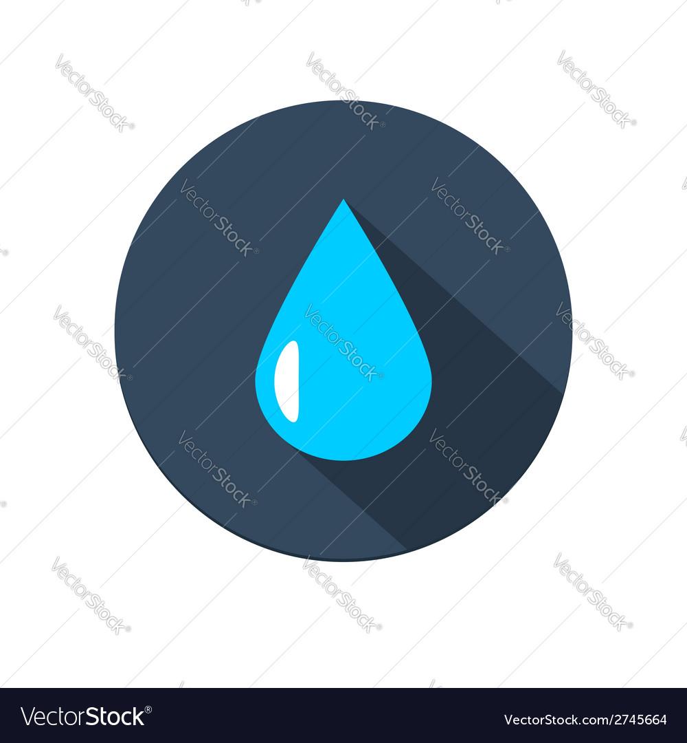Raindrop icon