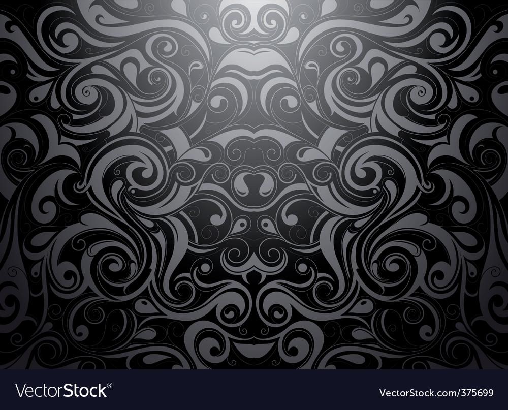 wallpapers tribal. Tribal Wallpaper Vector