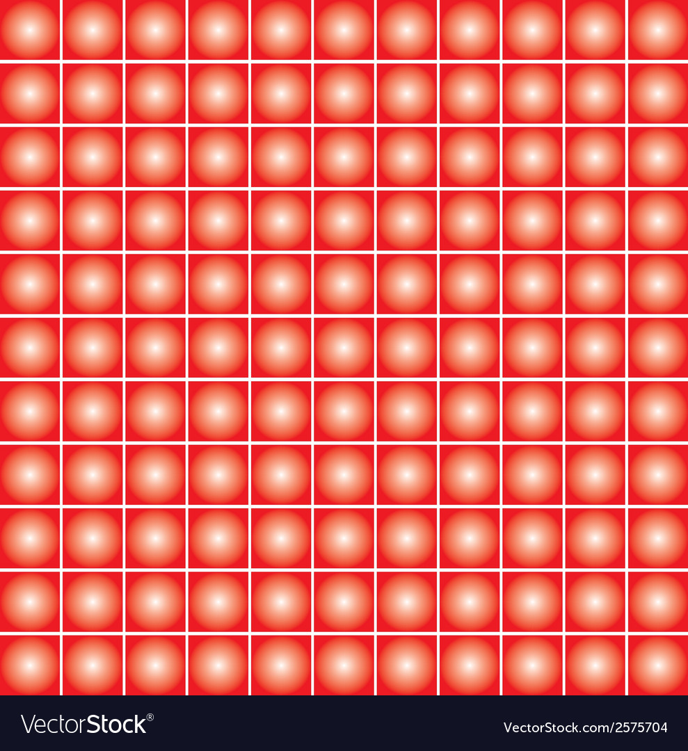 Red dot background