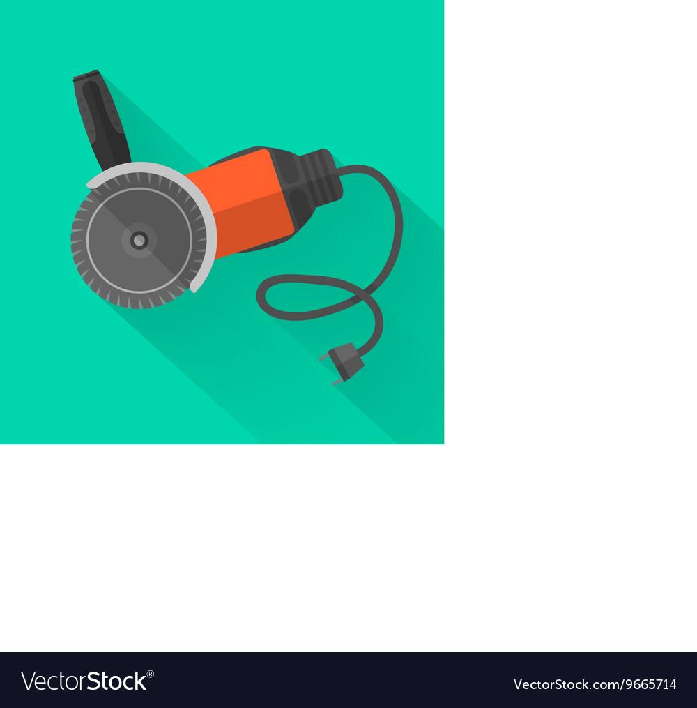 Abrasive wheel or rinding machine electric tool