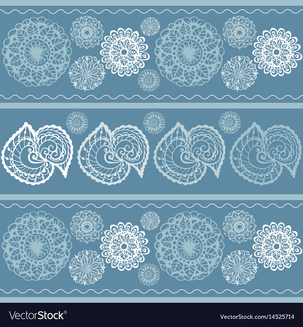 Mandala patterns hand painted background