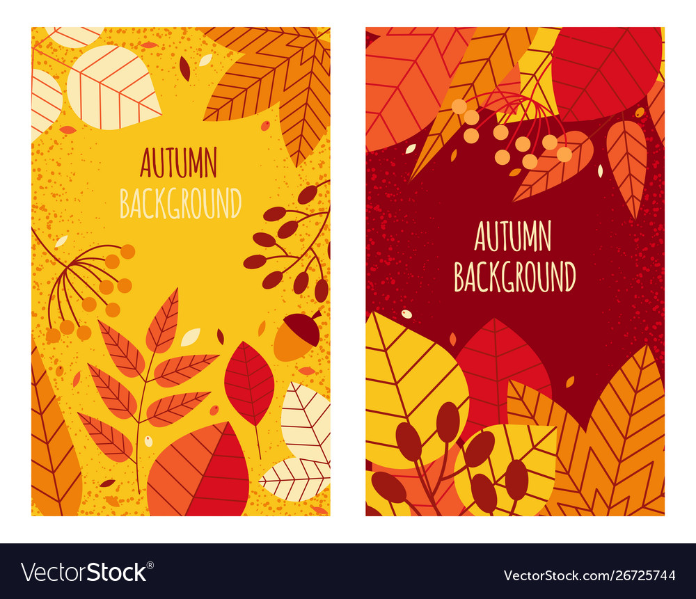 Set abstract backgrounds with copy space
