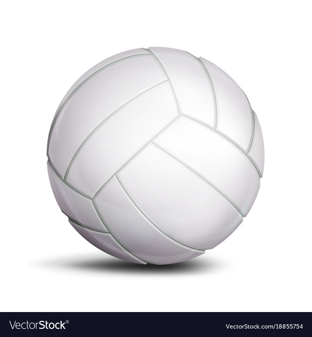 Volleyball ball sport game fitness symbol