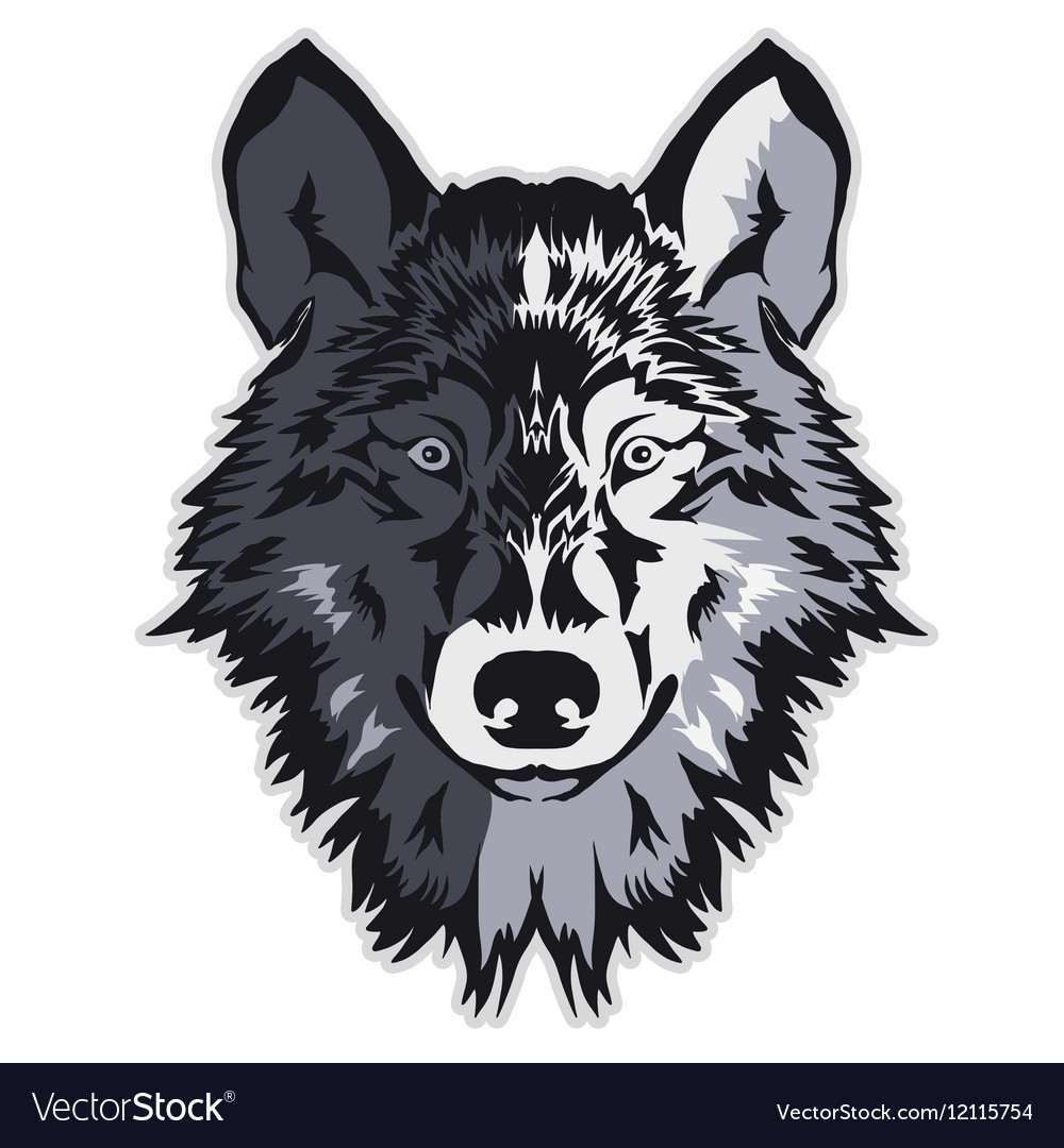 Wolf bolt Emblem