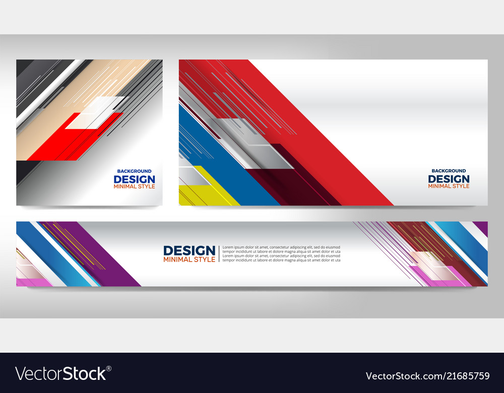 Banner advertising design