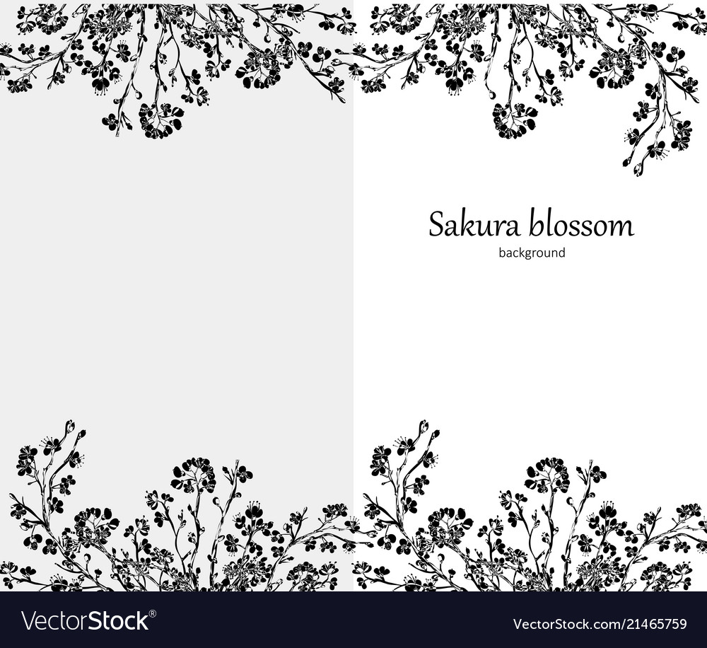 Design blank for greeting cards or invitations vector image m4hsunfo