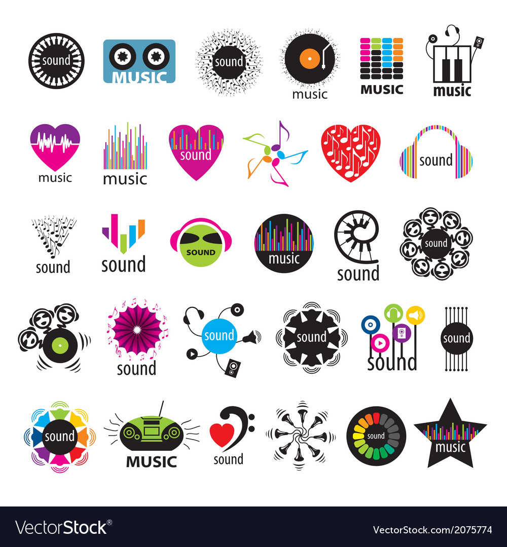 Biggest collection of logos music and sound