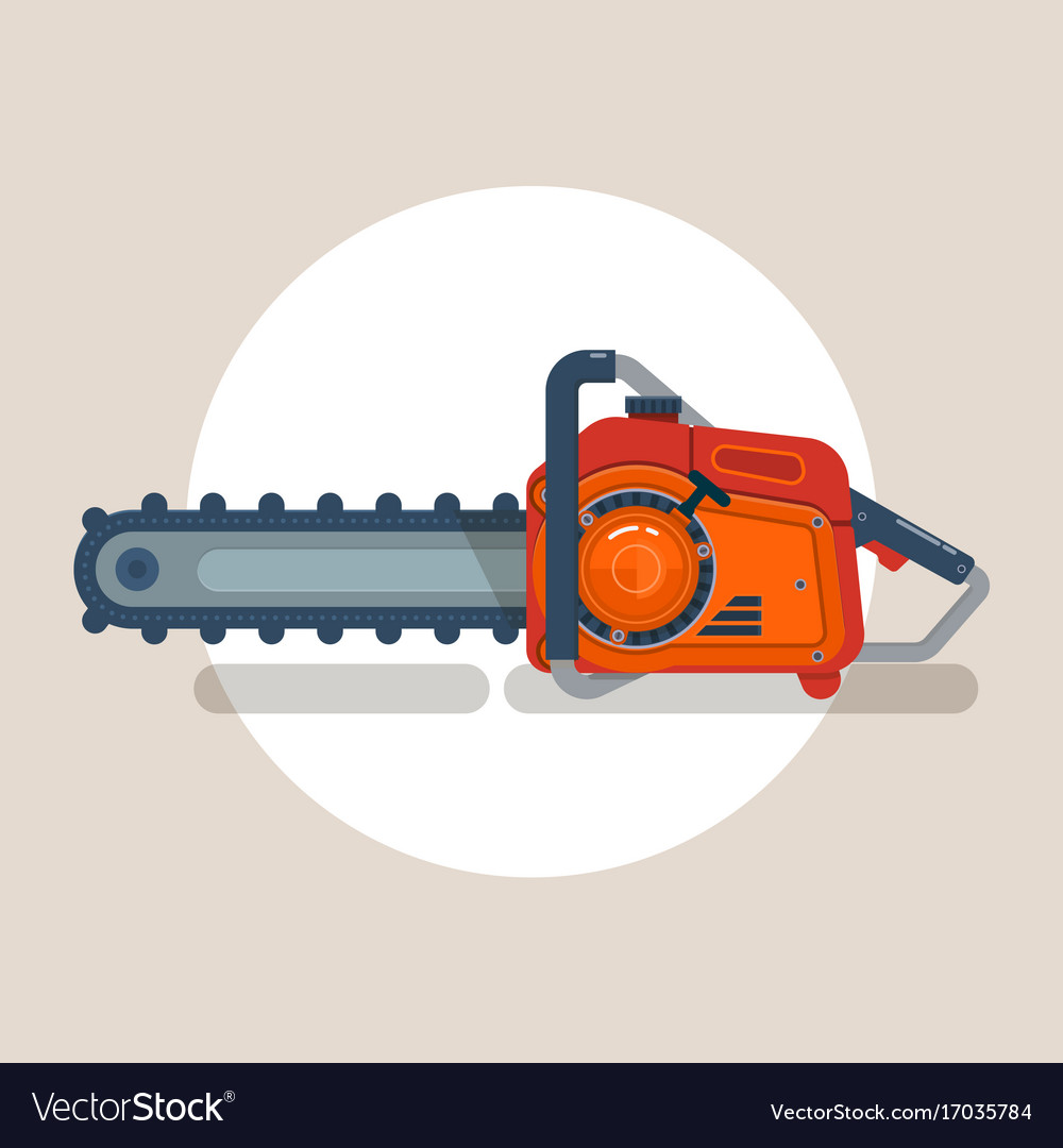 Chainsaw icon chain saw pictogram icon