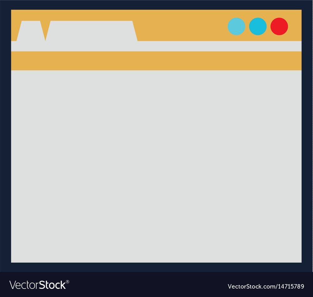 Computer interface icon