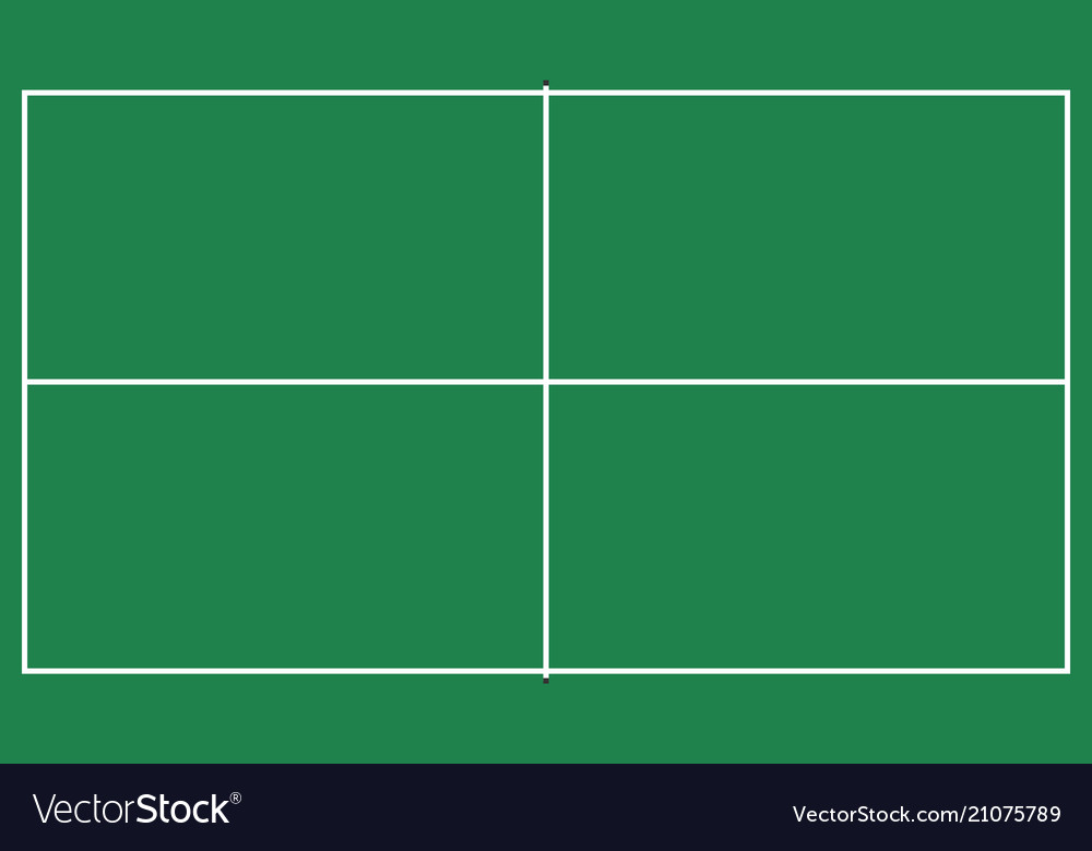 ping pong table top Flat pin pong table top view of ping pong field w Vector Image ping pong table top