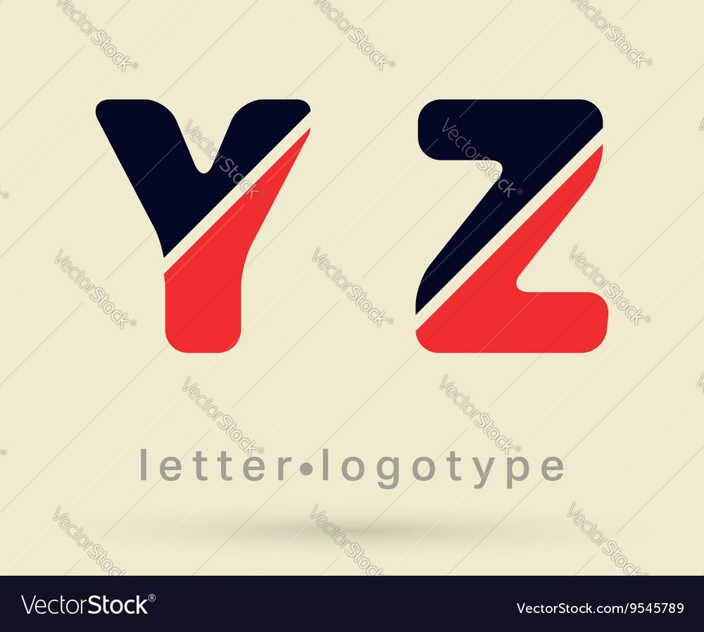 Letter logo font
