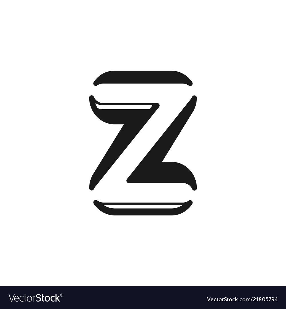 Initial z logo design inspiration