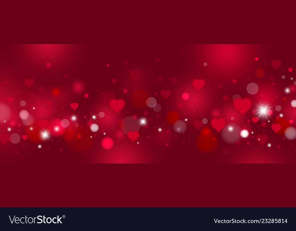 Valentines day and love background design
