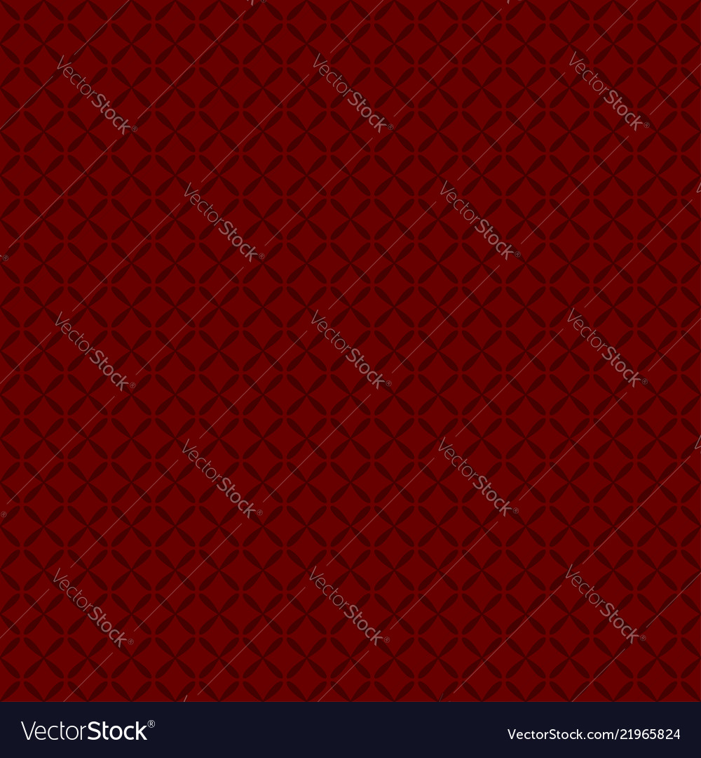 Seamless art abstract vintage dark red pattern