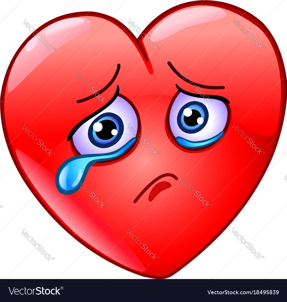 Плачущее сердце картинки, виде свитка