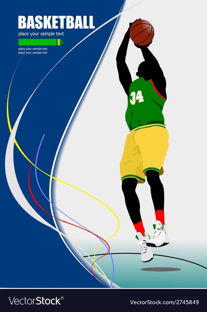 Al 0640 basketball poster 01
