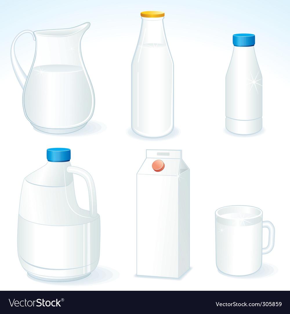 Milk packages