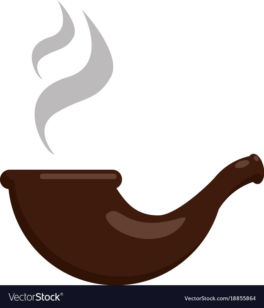 Smoking pipe flat