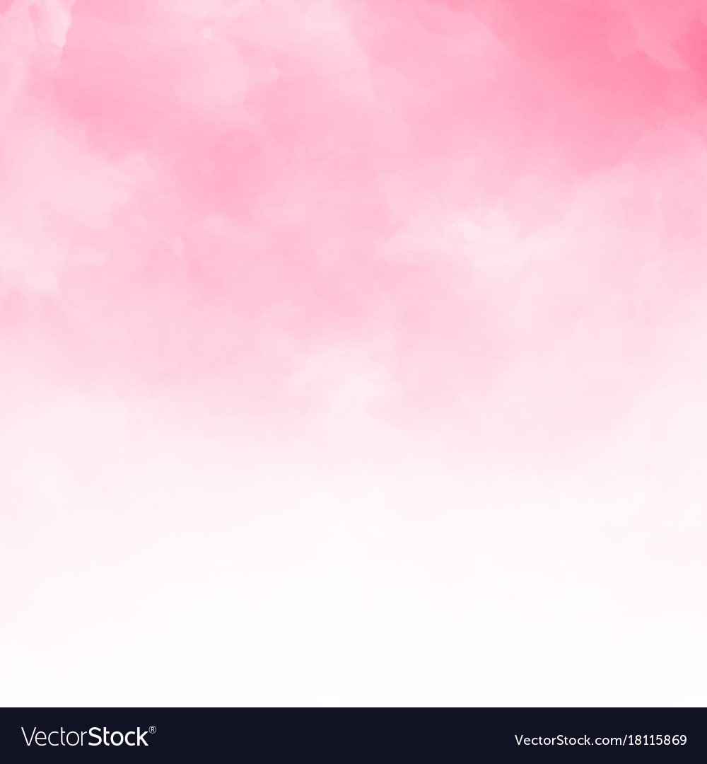 Abstract pink watercolor textured background
