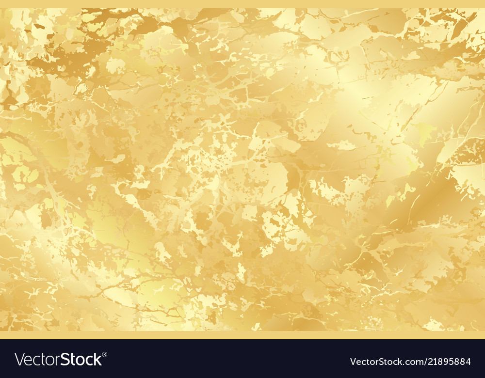 Golden Marble Texture Background For Card