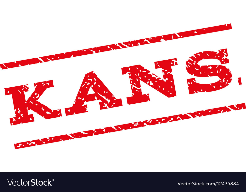 Kansas Watermark Stamp