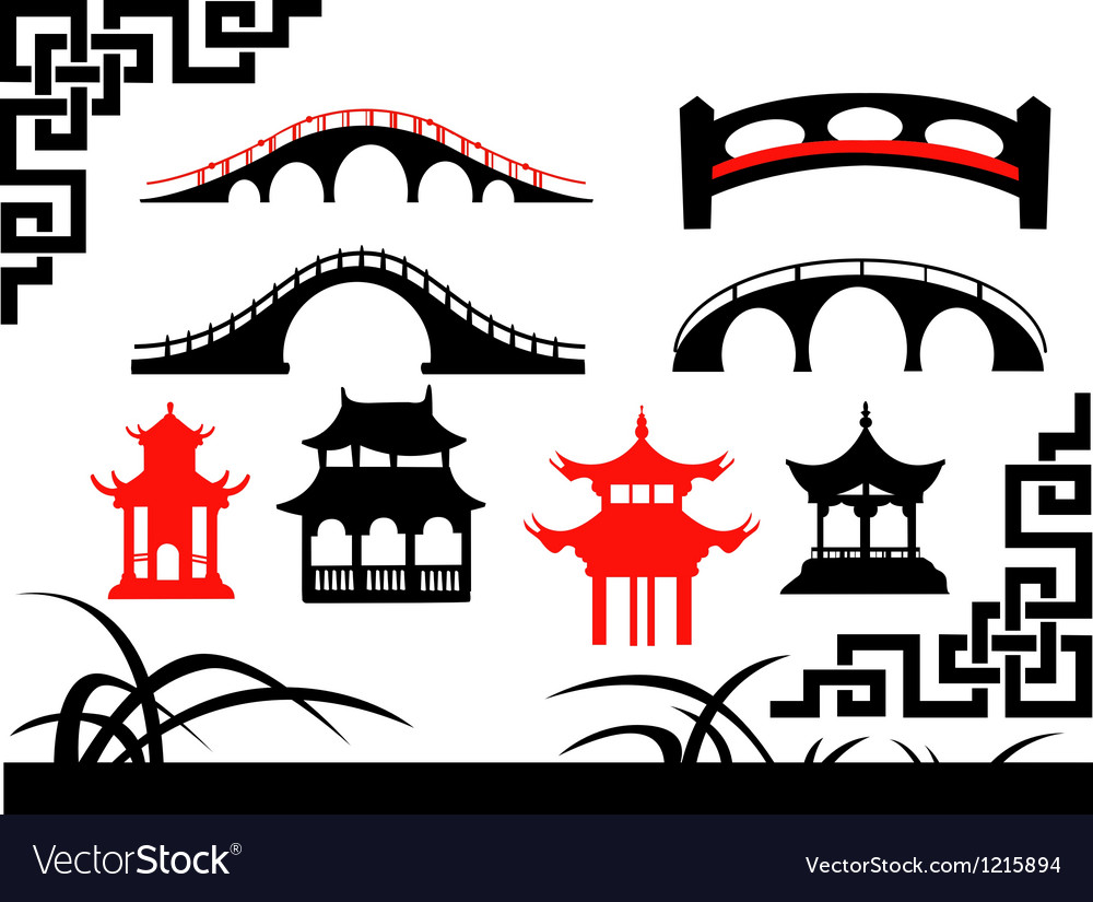 Collection of Asian Bridges