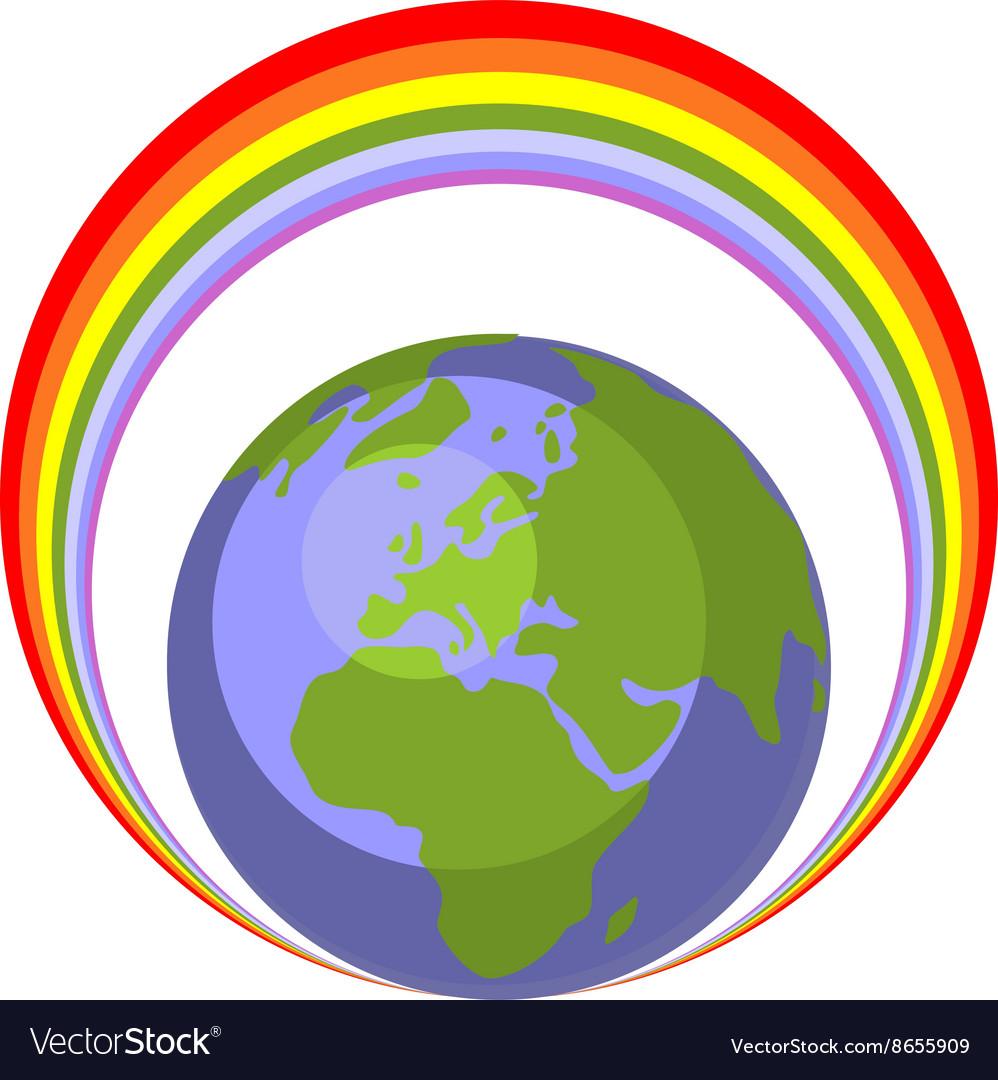 Earth globe set 005