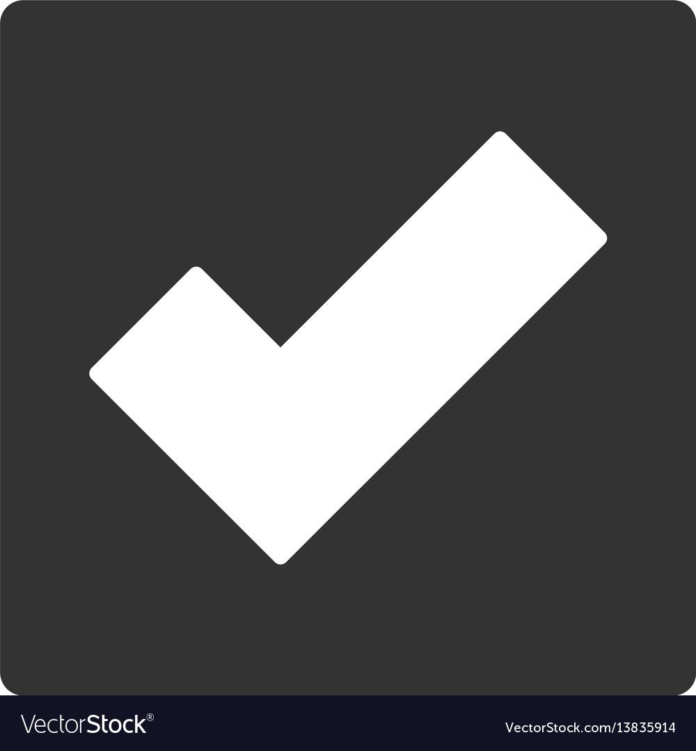 Check flat icon