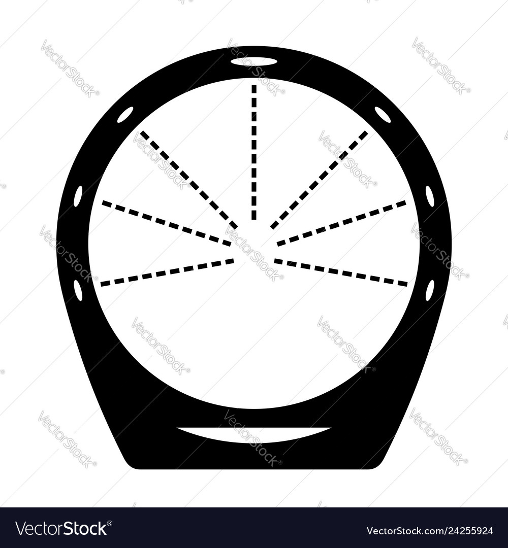 Circular loop shower