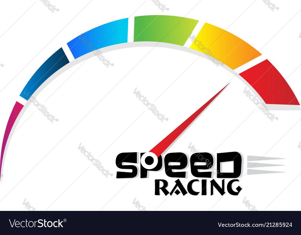 Speed meter racing