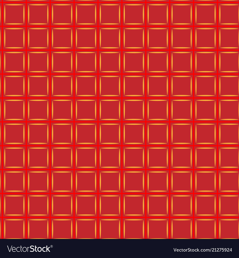 Squares in grid geometric seamless pattern 103