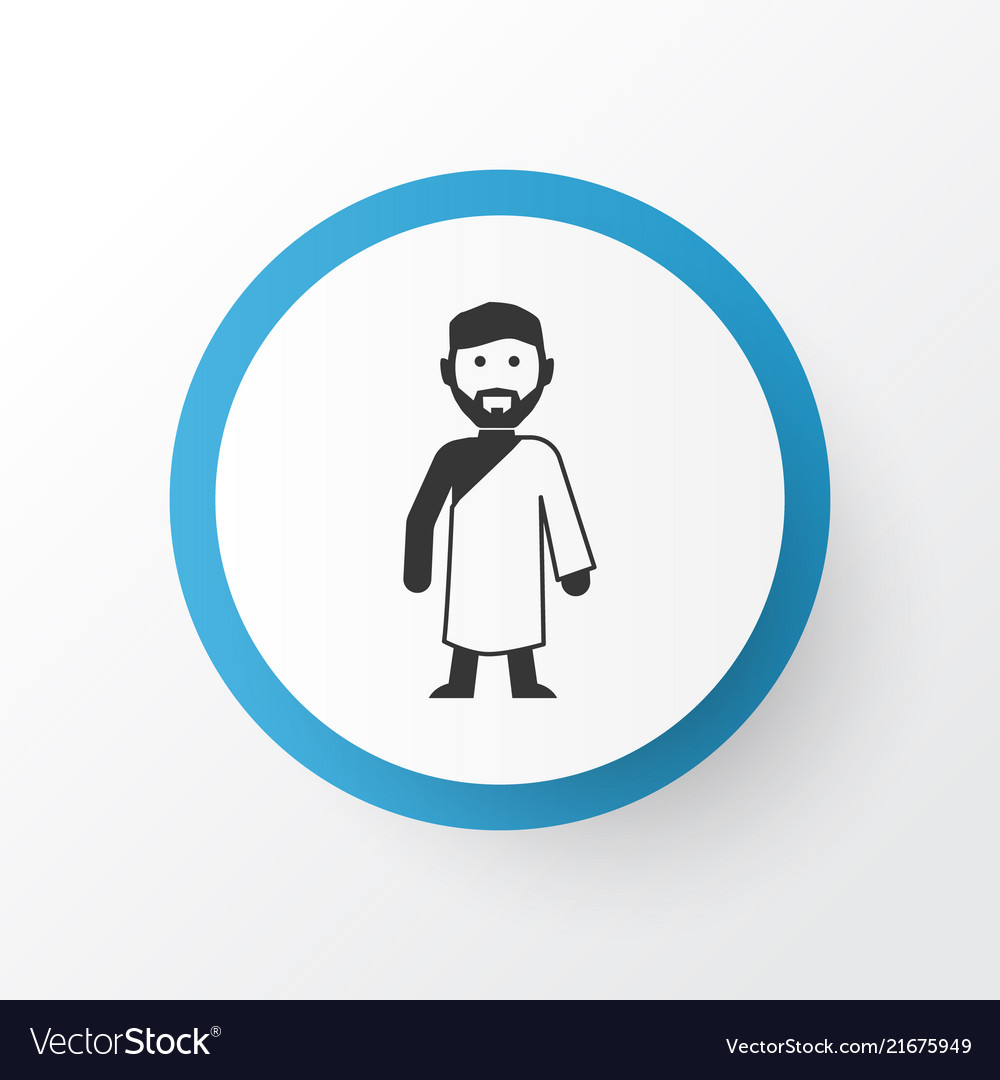 Arabian icon symbol premium quality isolated hajj