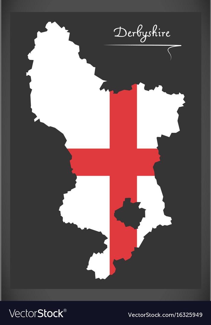 Map Of England Derbyshire.Derbyshire Map England Uk With English National