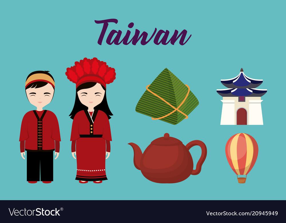 Taiwan culture design