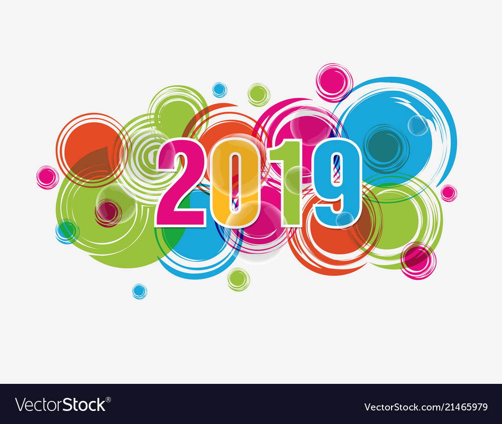 Happy new year 2019 chienese new year year of