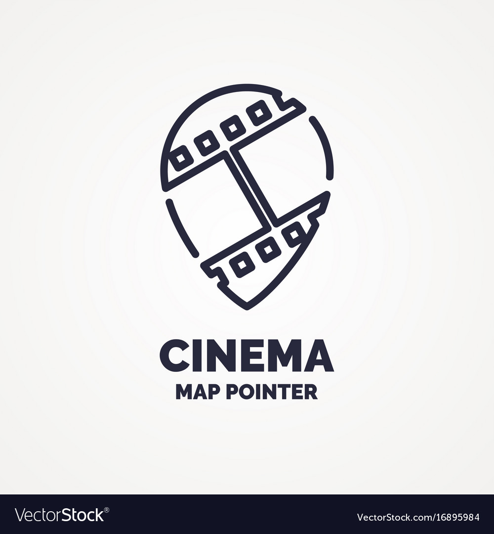 Ticket pointer icon on background