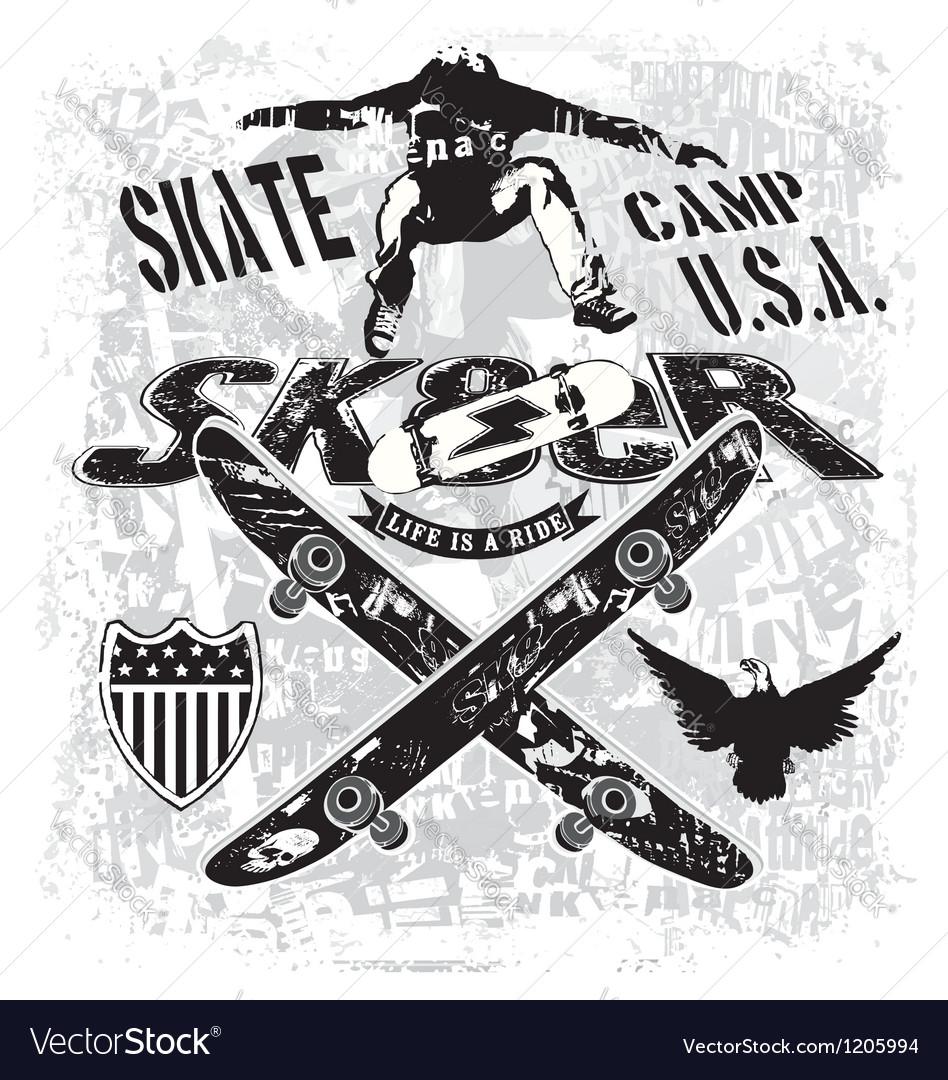 Usa skate camp