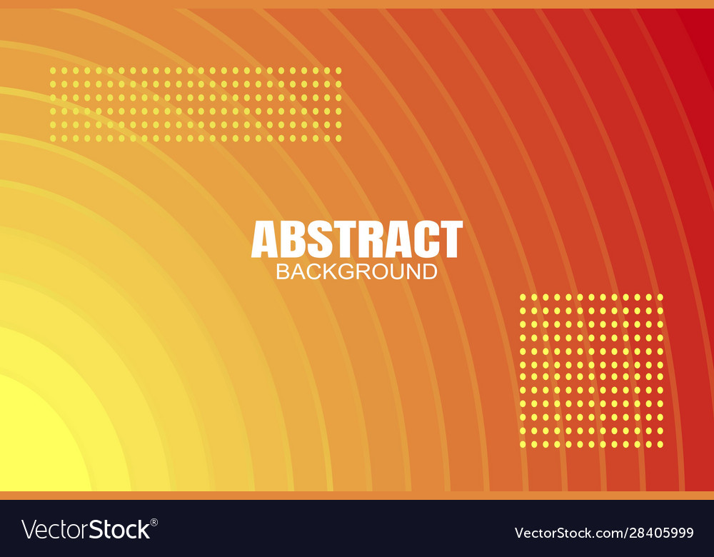 Modern colorful abstract background