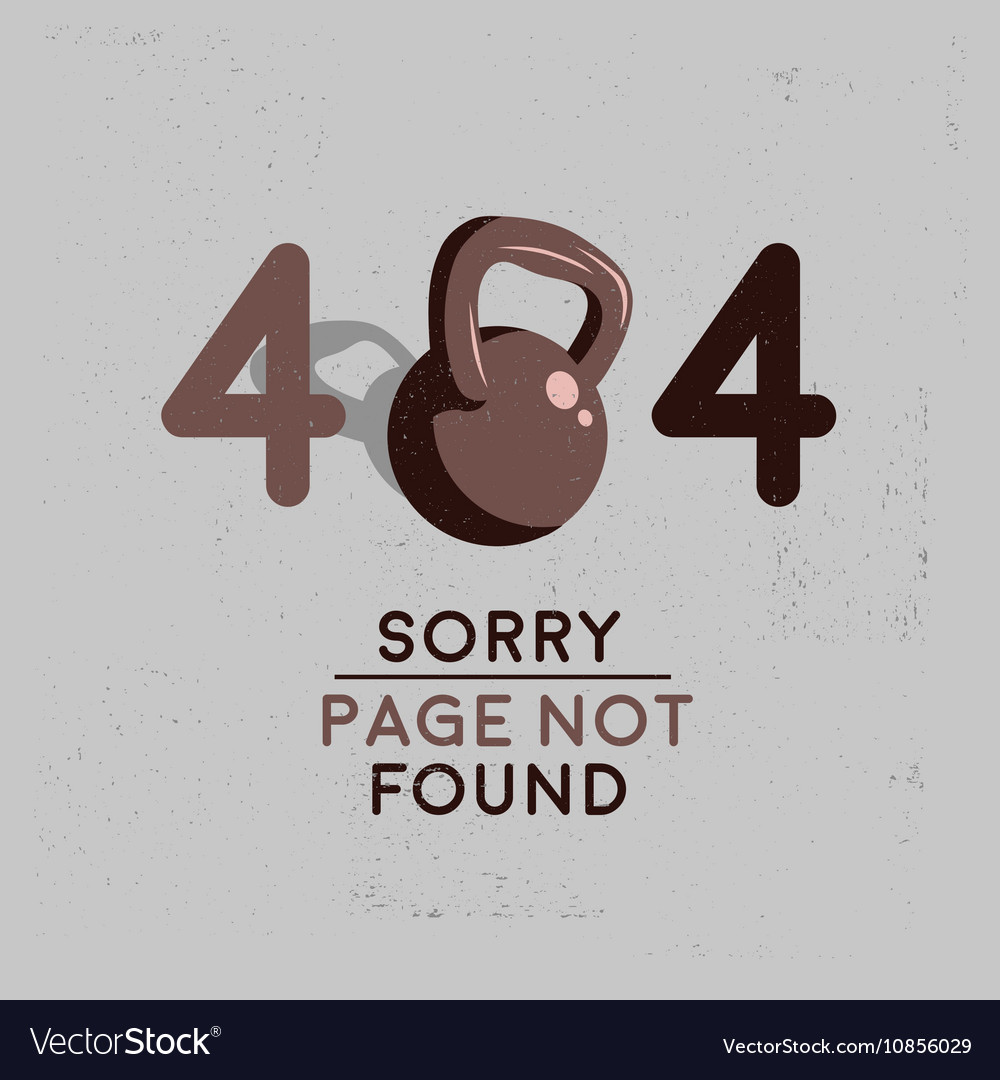 Error 404 Sorry Page Not Found Image