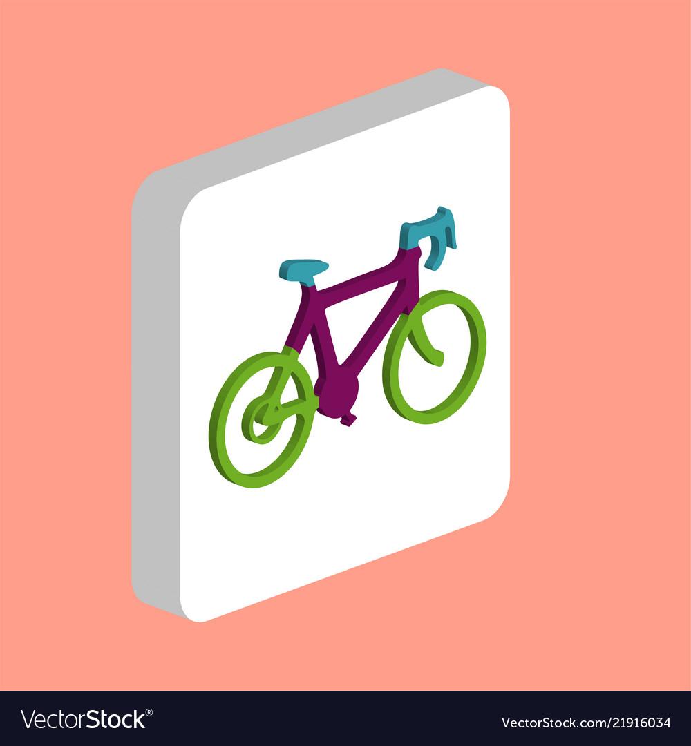 Bicycle icon computer symbol