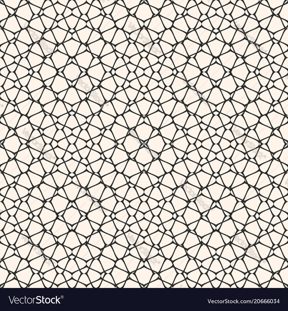 Mesh seamless pattern delicate net grid lattice