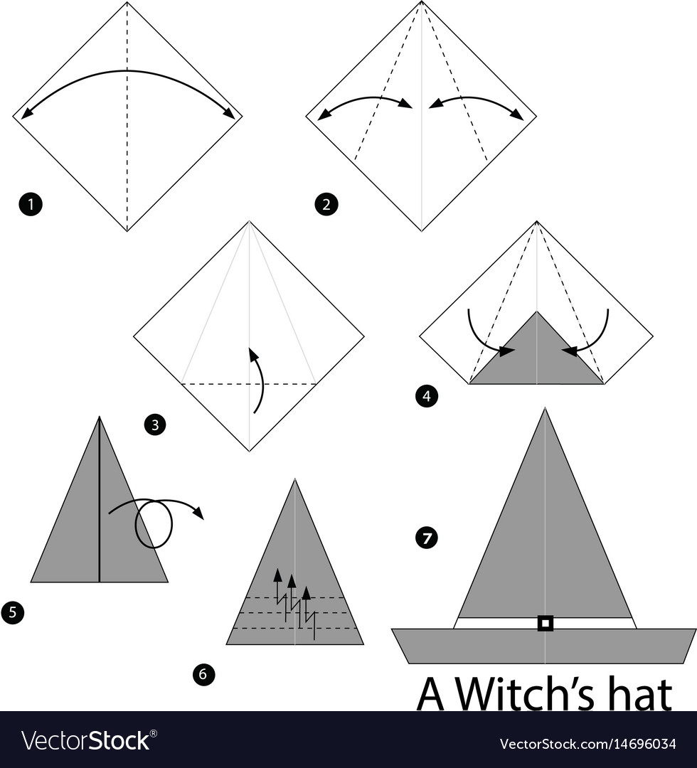 Paper Hat - Origami Snapback tutorial - DIY (Henry Phạm) - YouTube | 1080x980
